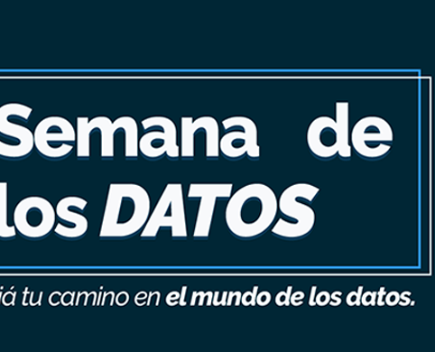 Semana de los datos en ICARO y la FCEFyN