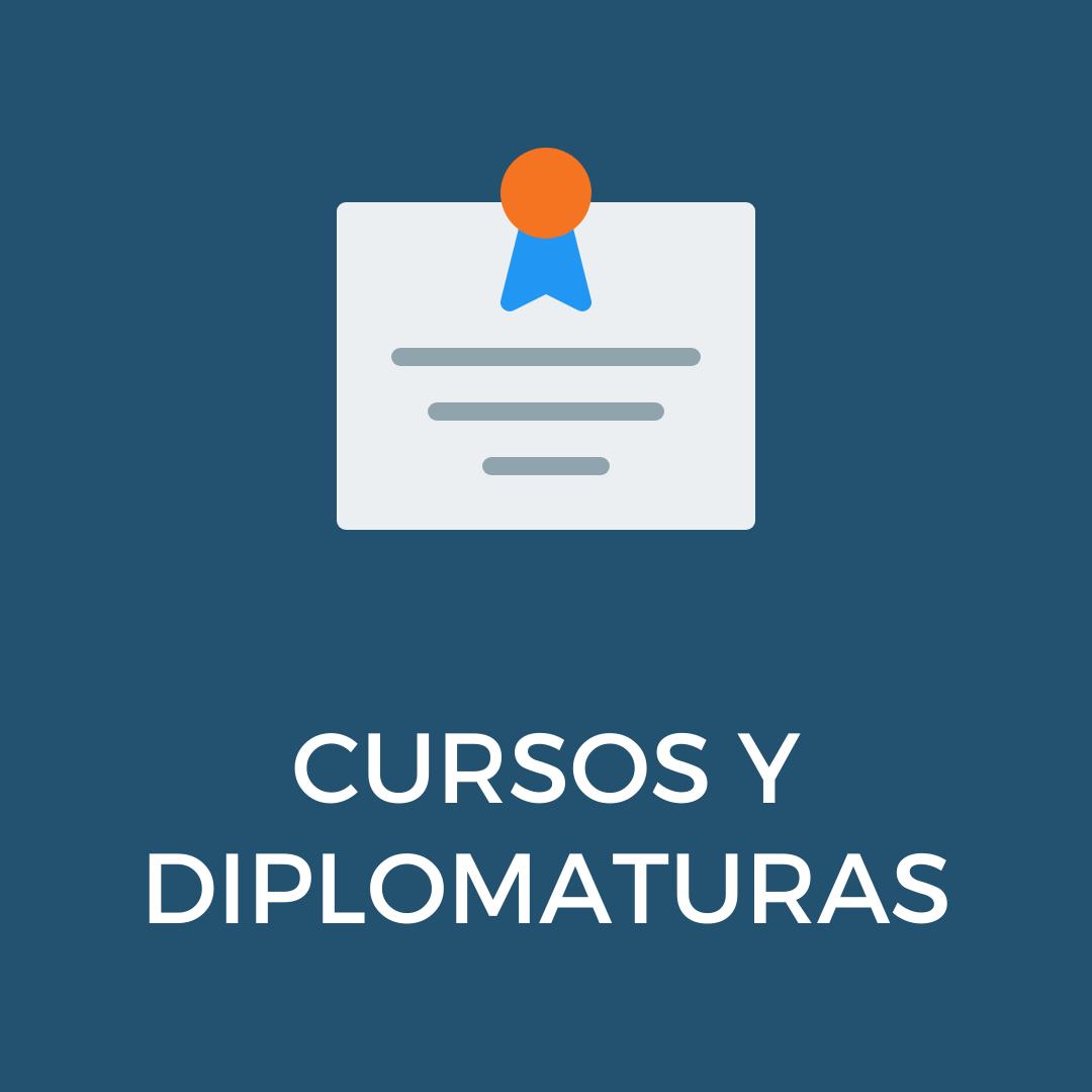 Cursos y Diplomaturas
