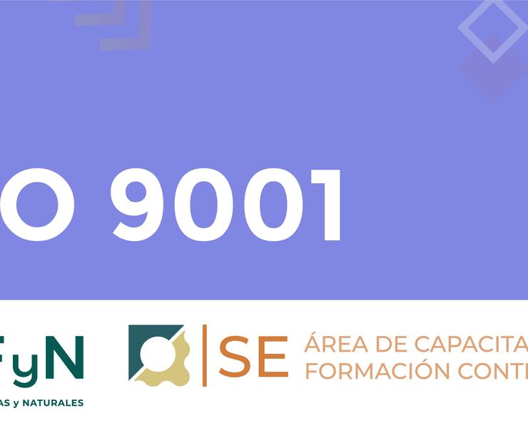 Gestión de la calidad - ISO 9001:2015