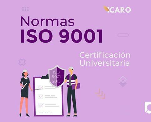 Gestión de Calidad - Normas ISO 9001:2015